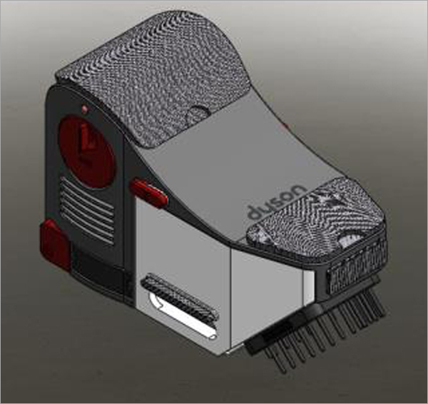CAD-Development-Model-With-Dyson-Logo