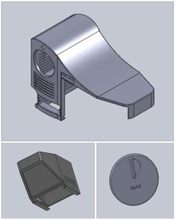 CAD-Part-Development-Models