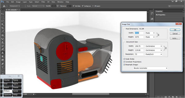 Collaborating-with-CAD-modeller