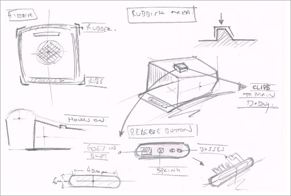 Concept-Technical-Sketching-Release-Button
