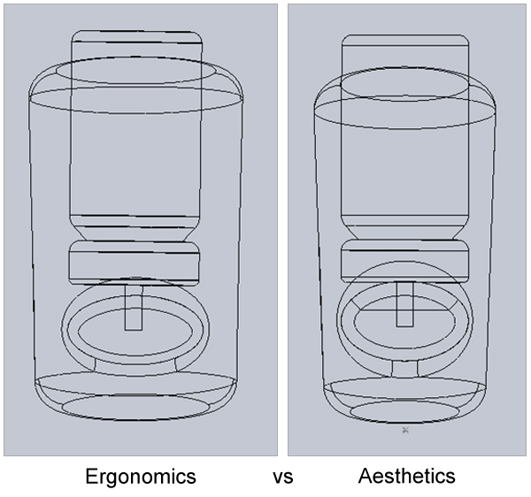 Ergonomics-VS-Aesthetics-SolidWorks-Model
