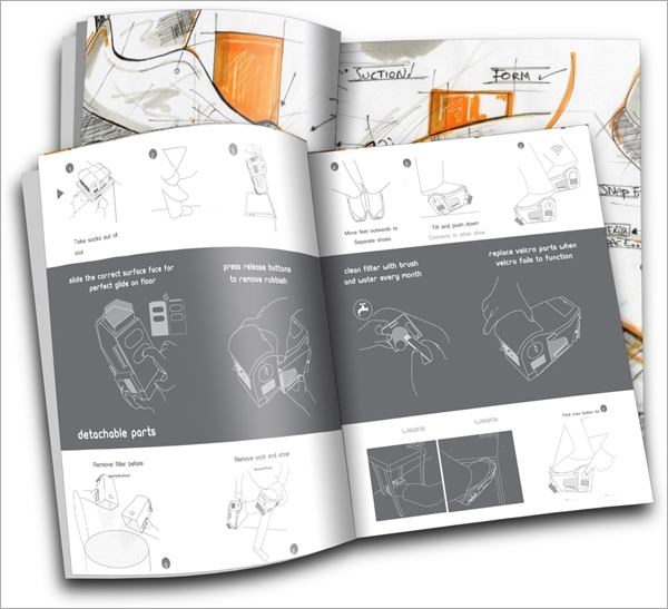 How-To-Use-The-Dyson-Glider-Booklet