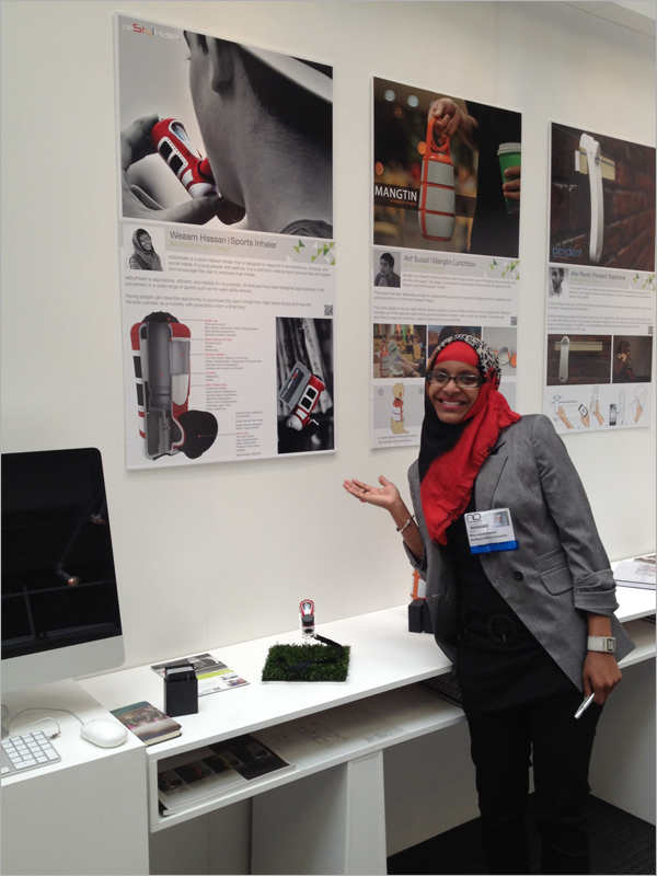 Product-Design-Exibition-Presenting-To-The-Public