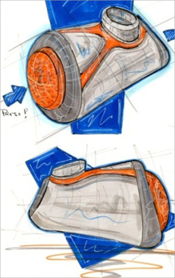 Product-Specification-Concept-Sketching