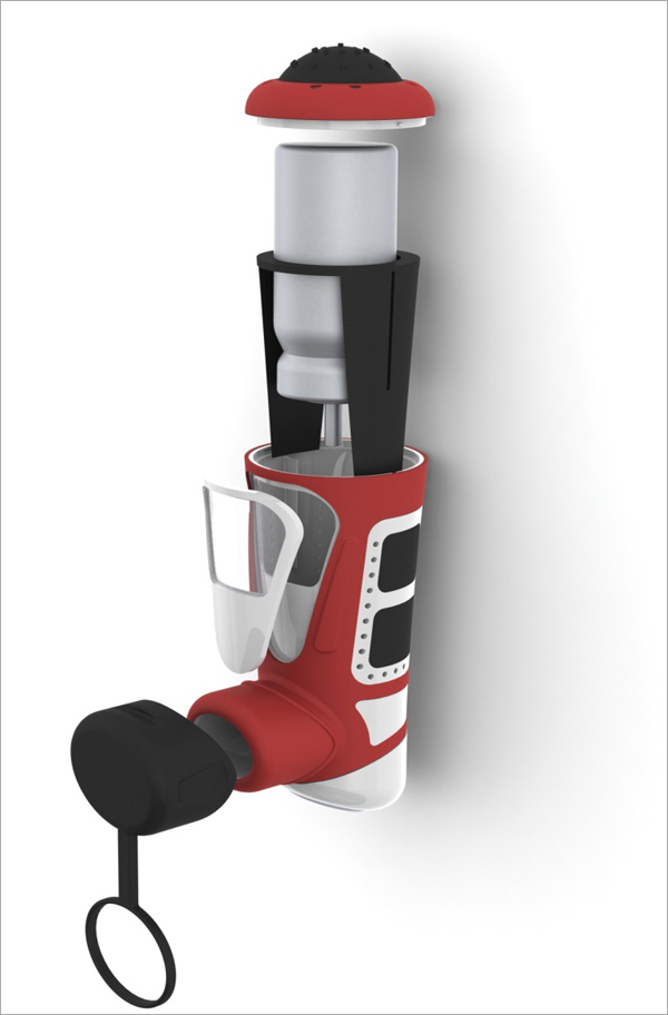 SolidWorks-CAD-Exploded-View-Of-Sports-Inhaler