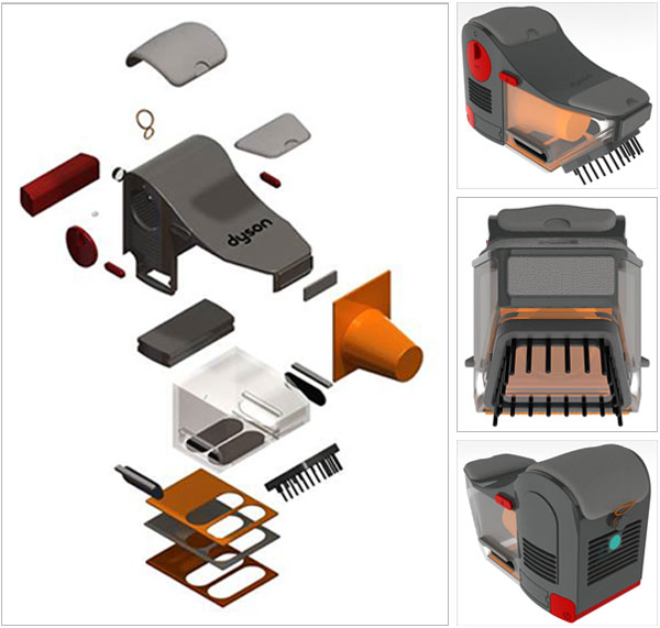 SolidWorks-full-rendered-product-design-concept