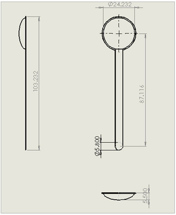 teschnical-drawing-on-e-drawings-spoon-design