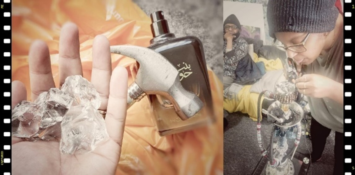 coal-design-shisha-sculpture-1-puff-here-and-1-puff-there-by-weaam-hassan